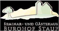 Burghof Stauf - Gäste- und Seminarhaus